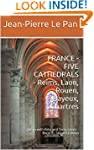 FRANCE - FIVE CATHEDRALS - Reims, Lao...
