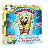 Nick 8x8 Value Pack #3: The Eye of the Fry Cook; WHO BOB WHAT PANTS?; SpongeBob RoundPants; SpongeBob Goes to the Doctor; Behold, No Cavities!; Surf's Up, SpongeBob! (Spongebob Squarepants)