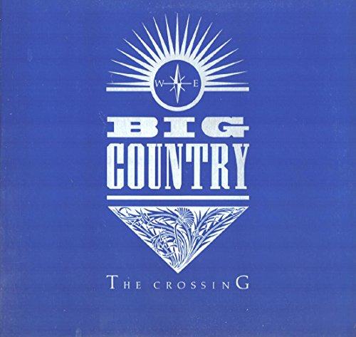 Big Country: The Crossing LP VG++/NM Canada Vertigo VOG-1-3325 with lyric sleeve (Big Country Vinyl compare prices)