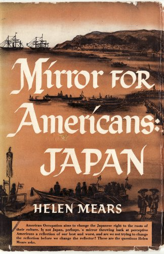 Mirror for Americans, Japan, by Helen Mears