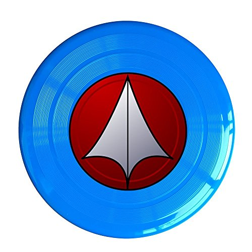 SAXON13CAP Cool Un Spacy Logo 150g RoyalBlue Toys Flying Disc