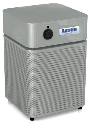 Austin Air HealthMate Jr PLUS Air Cleaner, Silver