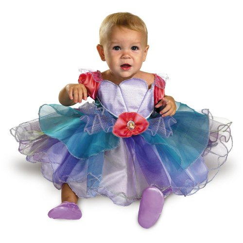 Ariel Infant Little Mermaid Costume