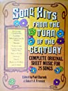 Song Hits from the Turn of the Century: Complete Original Sheet Music for 62 Songs