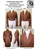 1810 - 1830 Men's Regency Tailcoat with Five Collar and Lapel Options