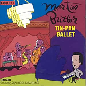 Tin-Pan Ballet / Bluegrass Variations