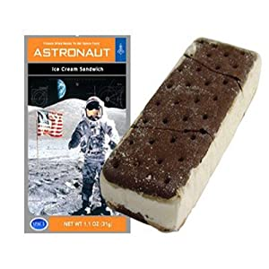 Astronaut Food Ice Cream Astronaut Ice Cream Sandwich