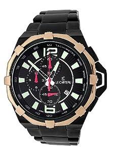Le Chateau Men's 5707MGUN_TT Sports-Dinamica Chrono Watch