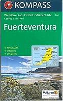 240: Fuerteventura 1:50, 000