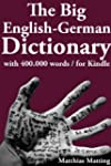 The Big English-German Dictionary Wit...
