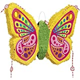 """Butterfly Pinata, 19 x 23"""""""