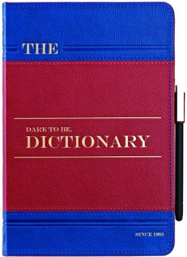 OZAKI O coat Wisdom Dictionary for iPad mini Blue+Red+Blue