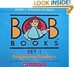 Bob Books Set 1- Beginning Readers: B...