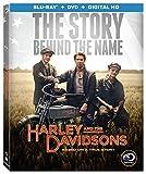 Harley And The DavidsonS [Blu-ray + DVD + Digital HD]