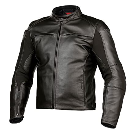 Dainese 1533651 G. Razon Pelle Veste en cuir noir