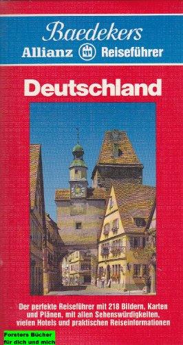 Baedekers Allianz Reiseführer Deutschland