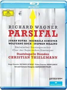 Richard Wagner - Parsifal [Blu-ray]