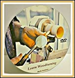 Woodturning & Lath Skills For Beginners Simple Guide Tools/Materials Ect DVD New