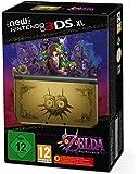 Nintendo New 3DS XL : The Legend of Zelda Majoras Mask 3D - Limited European Edition