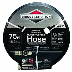 and also read review customer opinions just before buy Briggs and Stratton 8BS75 75-Foot Premium Heavy-Duty Rubber Garden Hose .  sc 1 st  Google Sites & Sale Briggs and Stratton 8BS75 75-Foot Premium Heavy-Duty Rubber ...