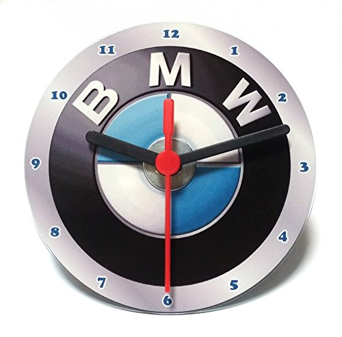 cd-table-clock-bmw-with-gift-pouch-dvd-idea