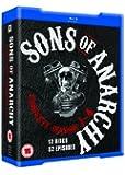 Sons of Anarchy - Season 1-4 [Blu-ray]