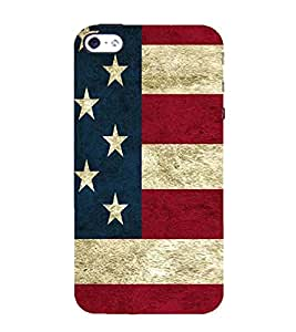 Country flag 3D Hard Polycarbonate Designer Back Case Cover for Apple iPhone 4 :: Apple iPhone 4S