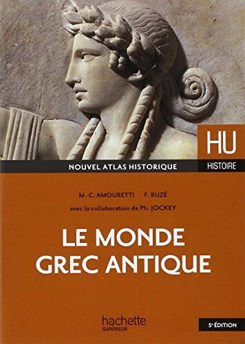 le-monde-grec-antique-5e-edition