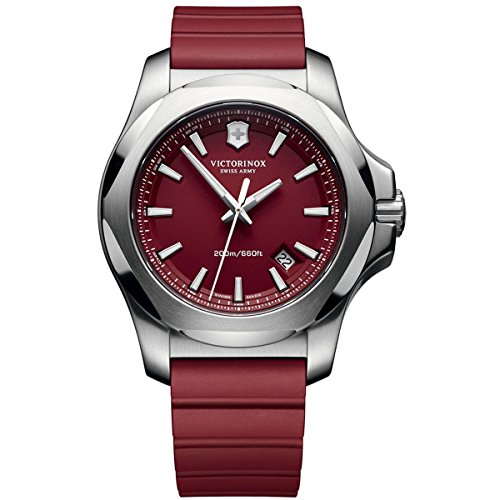 [ビクトリノックス]VICTORINOX 腕時計 メンズ イノックス INOX ヴィクトリノックス 241719.1 [正規輸入品]