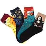 MB Women's 4 Pairs Famous Collection...