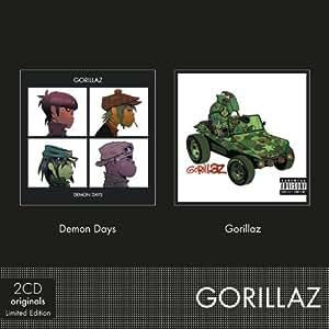 Demon Days / Gorillaz (Coffret 2 CD)