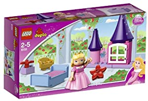 LEGO DUPLO Disney Princess 6151: Sleeping Beauty's Room