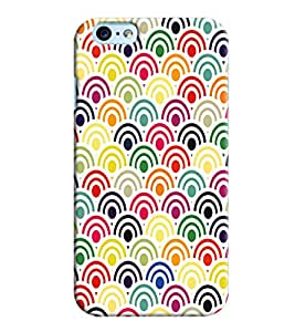 Omnam Pattern Made Of Colored Printed Designer Back Cover Case For Apple Iphone 6 S Plus