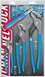 Channellock GS-3S 4-Piece Tongue and Groove Plier Gift Set: 426,420,440 and 61CB