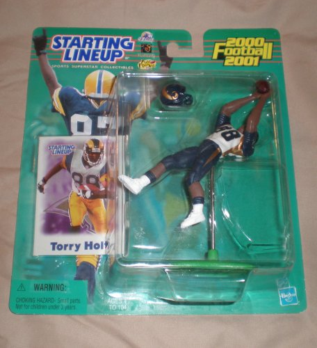 2000 Torry Holt NFL Starting Lineup Figure