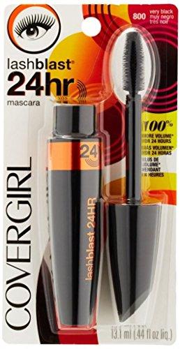 CoverGirl Lashblast 24 Hour Mascara, Very Black 800, 0.44 Fluid Ounce