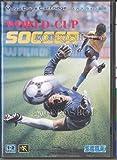 ワールドカップサッカー MD (メガドライブ) セガゲームス G-4009