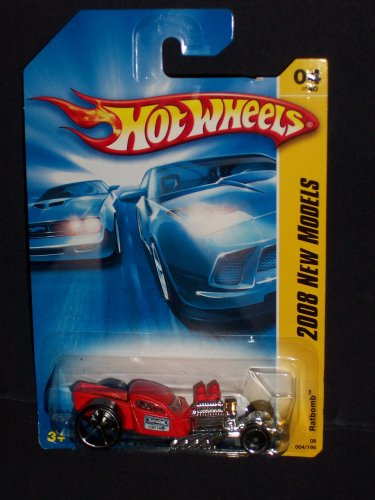 2008 Hot Wheels Rat Bomb 04/40