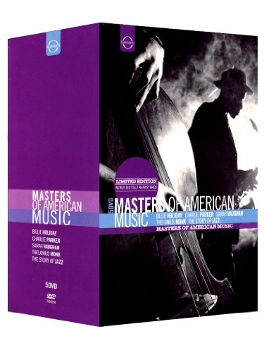 Masters of american music (limited edition)