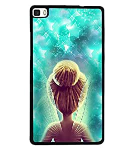 PRINTSWAG QUOTE Designer Back Cover Case for HUAWEI P8