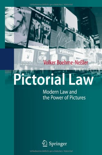 Pictorial Law: Modern Law and the Power of Pictures