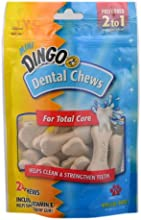 Dingo Mini Denta-Treats, 24-Pack