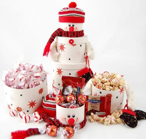 Snowman Tower FindGiftcom