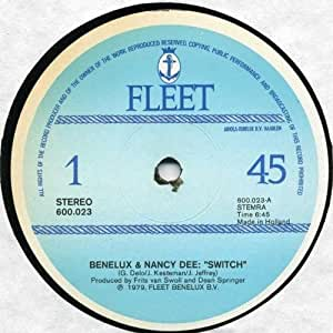 Benelux Nancy Dee Switch