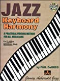 Jazz Keyboard Harmony + CD