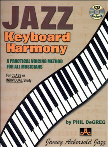 Jazz Keyboard Harmony - A Practical Voicing Method For...