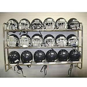 Buy Pro Down Wall Mounted Helmet Ball Rack by Pro Down