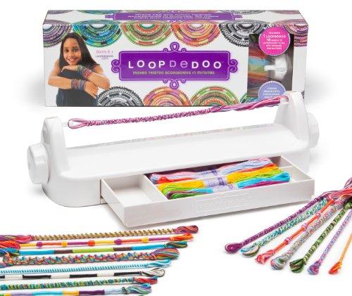 Loopdedoo Kit For Making Friendship Bracelets Geektoypia