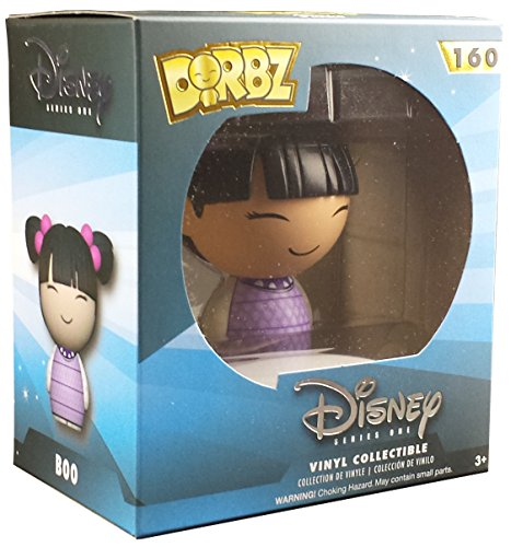Funko Dorbz: Disney - Boo Monsters Inc. Action Figure (Disney Monsters Inc Boo compare prices)