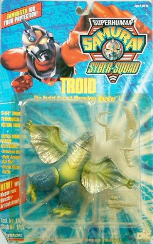 "Superhuman Samarai Syber-Squad ""Troid"""
